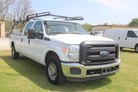 2016 Ford F-250 Super Duty for sale at Vehicle Network - LEE MOTORS in Princeton NC