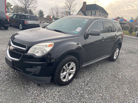 2011 Chevrolet Equinox for sale at McNamara Auto Sales - Red Lion Lot in Red Lion PA