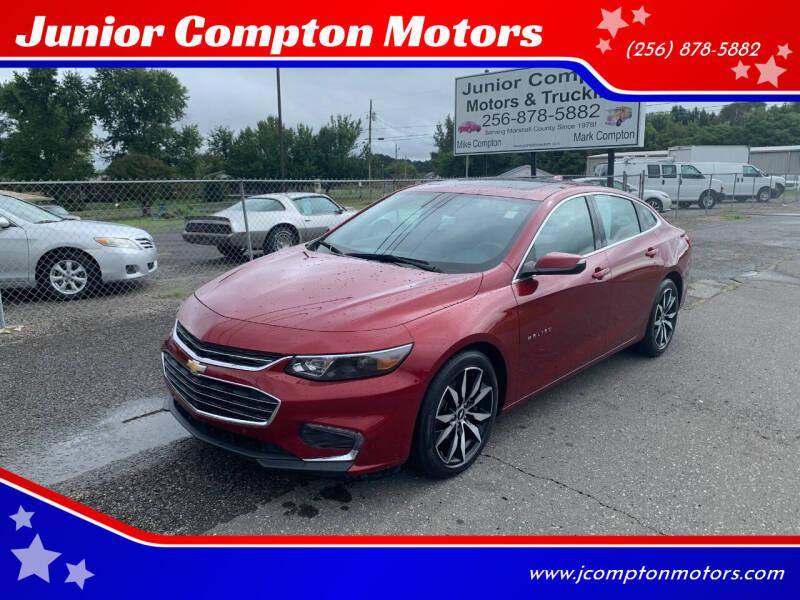 2018 Chevrolet Malibu for sale at Junior Compton Motors in Albertville AL