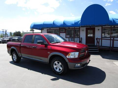 2010 Dodge Ram Pickup 1500 for sale at Jim's Cars by Priced-Rite Auto Sales in Missoula MT