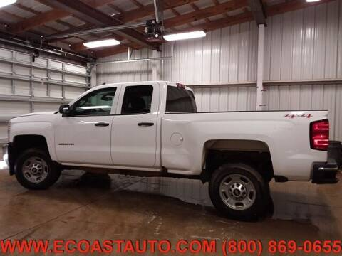 2016 Chevrolet Silverado 2500HD for sale at East Coast Auto Source Inc. in Bedford VA