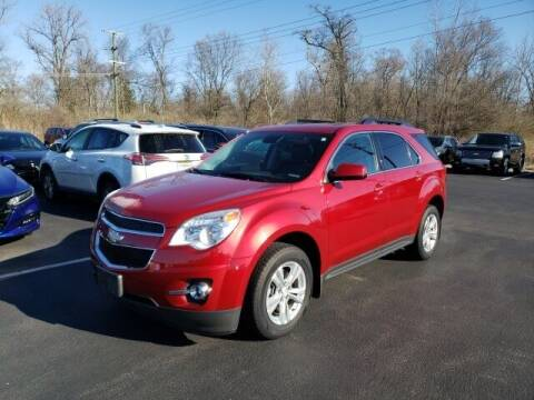2013 Chevrolet Equinox for sale at White's Honda Toyota of Lima in Lima OH