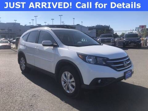 2013 Honda CR-V for sale at Honda of Seattle in Seattle WA