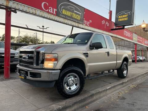 2008 Ford F-250 Super Duty for sale at Manny Trucks in Chicago IL