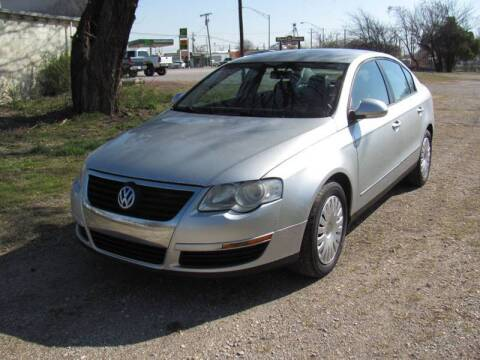 2006 Volkswagen Passat for sale at CANTWEIGHT CLASSICS in Maysville OK