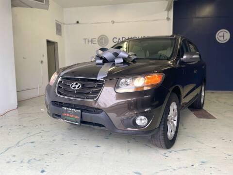 2011 Hyundai Santa Fe for sale at The Car House of Garfield in Garfield NJ