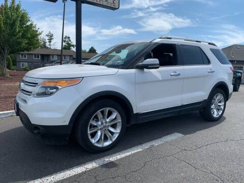 2011 Ford Explorer for sale at South Commercial Auto Sales in Salem OR