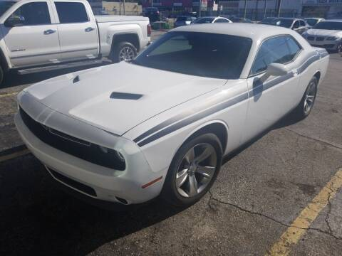 2015 Dodge Challenger for sale at Castle Used Cars in Jacksonville FL