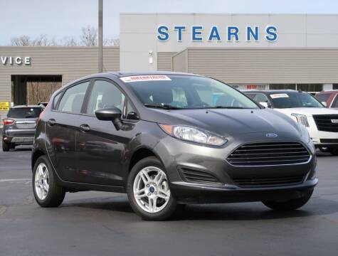 2019 Ford Fiesta for sale at Stearns Ford in Burlington NC