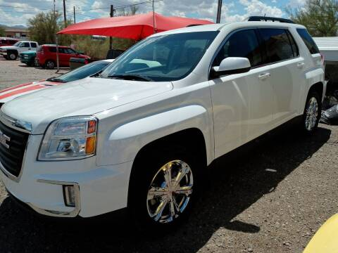 2017 GMC Terrain for sale at ACE AUTO SALES in Lake Havasu City AZ