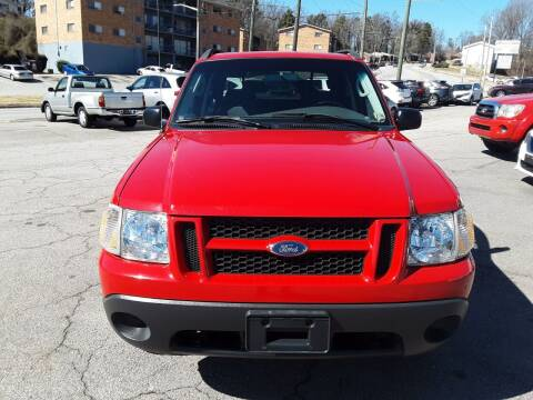 2005 Ford Explorer Sport Trac for sale at Auto Villa in Danville VA