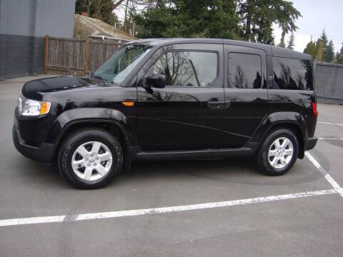 2009 Honda Element for sale at Western Auto Brokers in Lynnwood WA