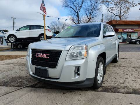 2014 GMC Terrain for sale at Lamarina Auto Sales in Dearborn Heights MI