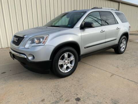 2010 GMC Acadia for sale at Freeman Motor Company in Lawrenceville VA