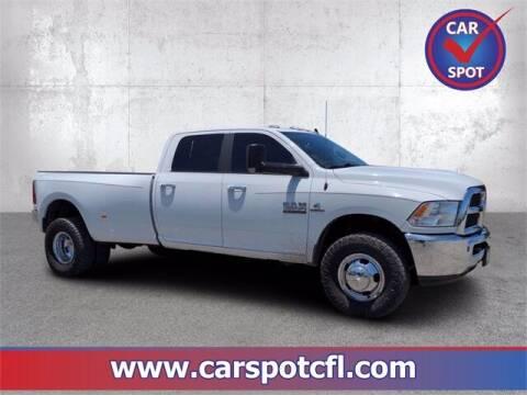 2018 RAM Ram Pickup 3500 for sale at Car Spot Of Central Florida in Melbourne FL