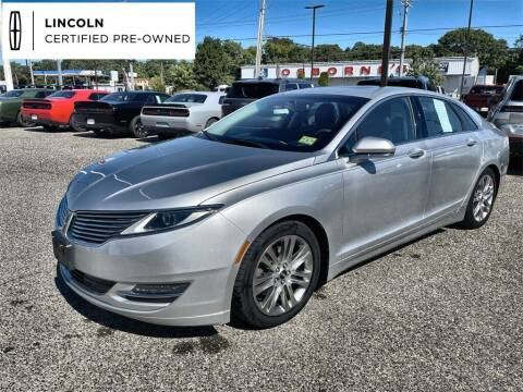 2016 Lincoln MKZ for sale at Kindle Auto Plaza in Cape May Court House NJ