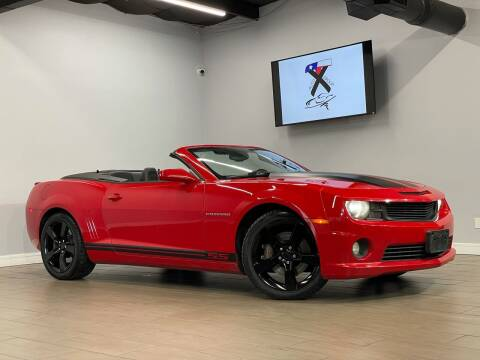 2011 Chevrolet Camaro for sale at TX Auto Group in Houston TX