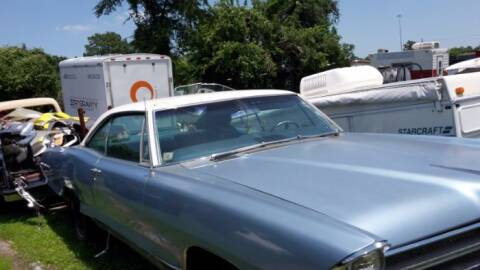 1965 Pontiac Bonneville for sale at Haggle Me Classics in Hobart IN