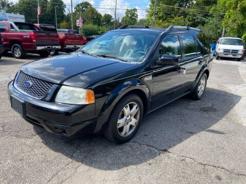 2005 Ford Freestyle for sale at NJ Enterprises in Indianapolis IN