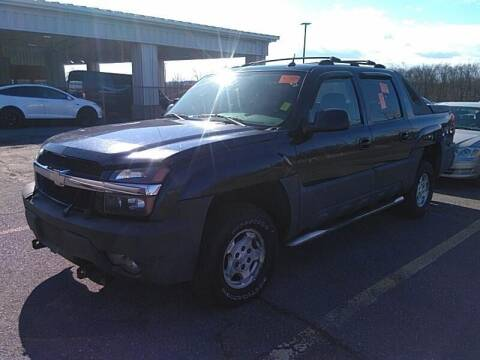2005 Chevrolet Avalanche for sale at Cj king of car loans/JJ's Best Auto Sales in Troy MI