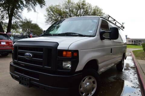 2012 Ford E-Series Cargo for sale at E-Auto Groups in Dallas TX