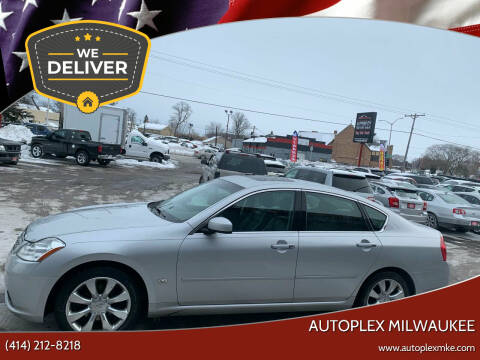 2006 Infiniti M35 for sale at Autoplex 2 in Milwaukee WI