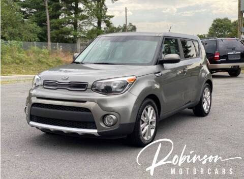 2017 Kia Soul for sale at Robinson Motorcars in Inwood WV