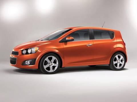 2015 Chevrolet Sonic for sale at Douglass Automotive Group - Douglas Subaru in Waco TX