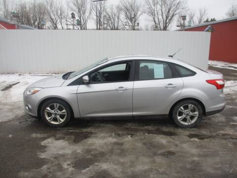 2014 Ford Focus for sale at Chaddock Auto Sales in Rochester MN
