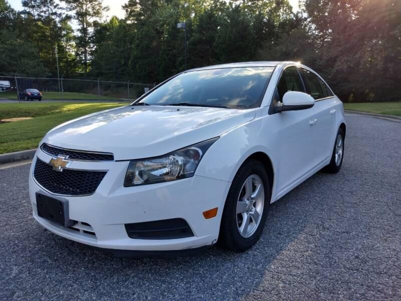 2014 Chevrolet Cruze for sale at Final Auto in Alpharetta GA