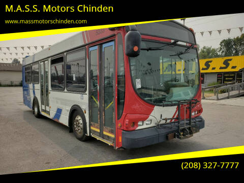 2005 Optima Bus for sale at M.A.S.S. Motors Chinden in Garden City ID