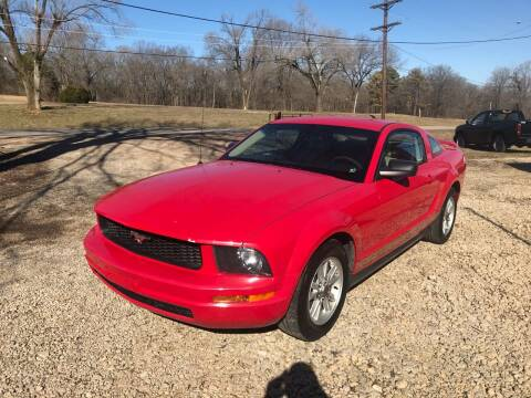 2005 Ford Mustang for sale at Budget Auto Sales in Bonne Terre MO