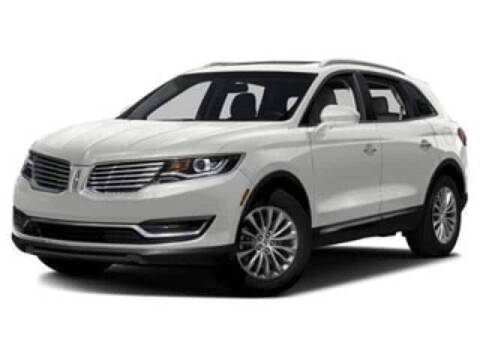 2017 Lincoln MKX for sale at Griffeth Mitsubishi - Pre-owned in Caribou ME