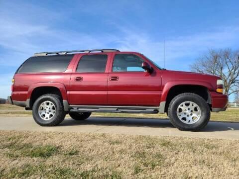 2004 Chevrolet Suburban for sale at Classic Car Deals in Cadillac MI
