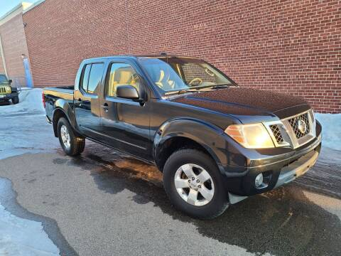 2012 Nissan Frontier for sale at Minnesota Auto Sales in Golden Valley MN
