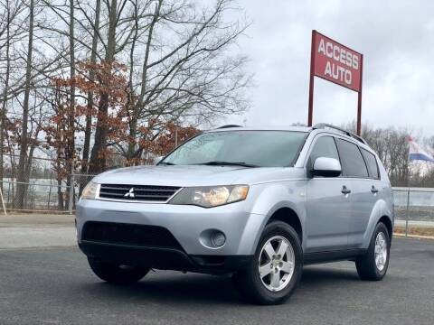 2007 Mitsubishi Outlander for sale at Access Auto in Cabot AR