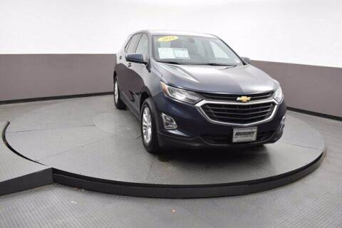 2018 Chevrolet Equinox for sale at Hickory Used Car Superstore in Hickory NC