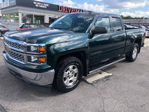 2014 Chevrolet Silverado 1500 for sale at DriveSmart Auto Sales in West Chester OH