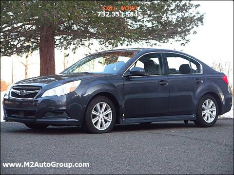 2010 Subaru Legacy for sale at M2 Auto Group Llc. EAST BRUNSWICK in East Brunswick NJ
