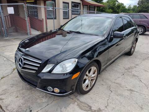 2010 Mercedes-Benz E-Class for sale at Advance Import in Tampa FL