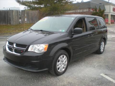 2015 Dodge Grand Caravan for sale at 611 CAR CONNECTION in Hatboro PA