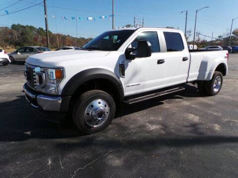2021 Ford F-450 Super Duty for sale at TIMBERLAND FORD in Perry FL