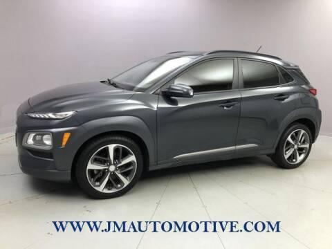 2018 Hyundai Kona for sale at J & M Automotive in Naugatuck CT