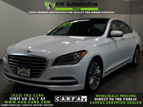 2015 Hyundai Genesis for sale at NW Automotive Group in Cincinnati OH