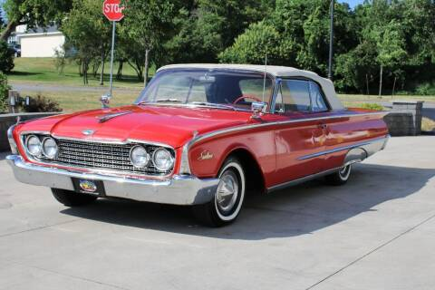 1960 Ford Galaxie for sale at Great Lakes Classic Cars in Hilton NY