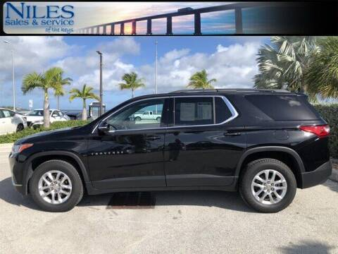 2020 Chevrolet Traverse for sale at Niles Sales and Service in Key West FL