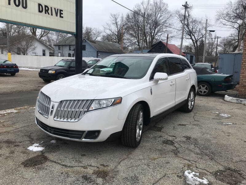 2010 Lincoln MKT for sale at Pep Auto Sales in Goshen IN