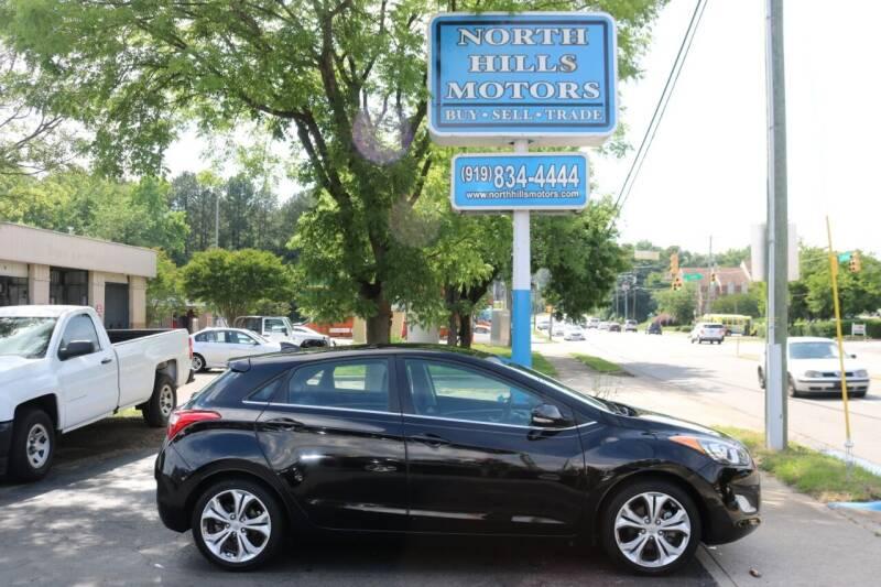 2013 Hyundai Elantra GT for sale at North Hills Motors in Raleigh NC