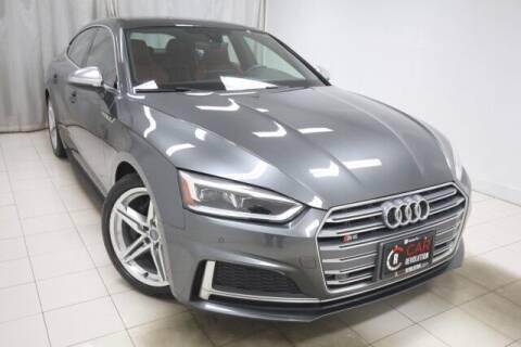 2018 Audi S5 Sportback for sale at EMG AUTO SALES in Avenel NJ