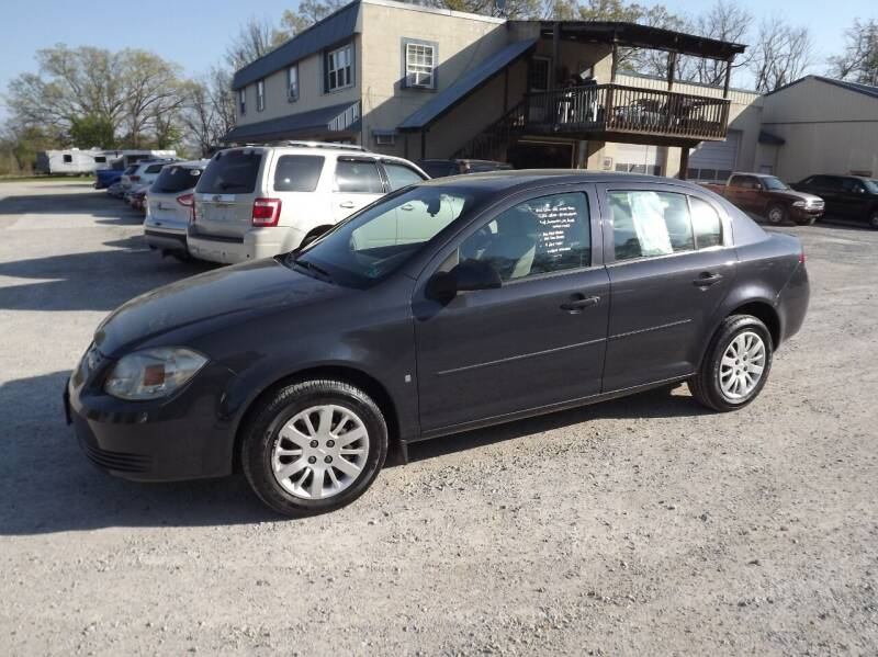 2009 Chevrolet Cobalt for sale at Country Side Auto Sales in East Berlin PA
